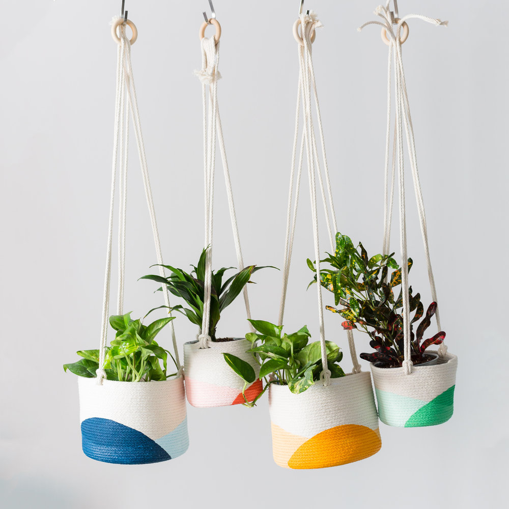 Hanging Planter Large | Closed Mondays