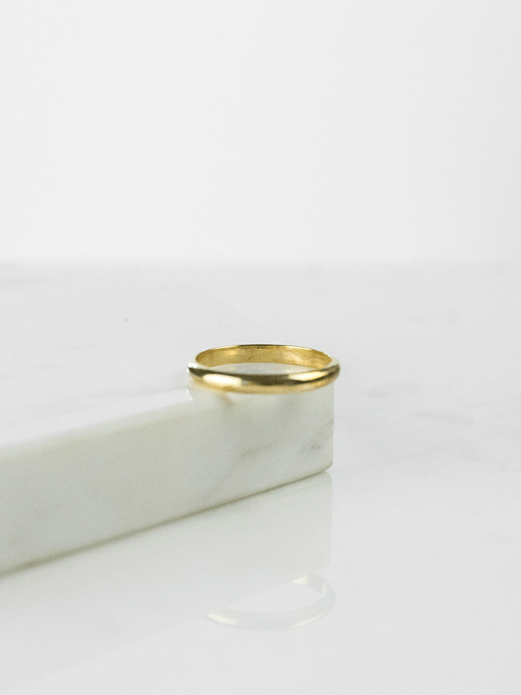 Well Rounded Stacking Ring | Mod & Jo