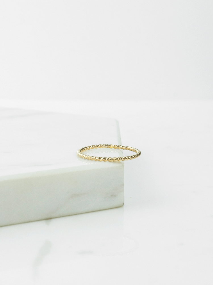 Lasso Stacking Ring | Mod & Jo