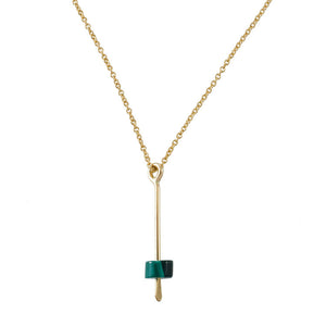 Nama No. 2 Necklace | Ellen Mote Jewelry