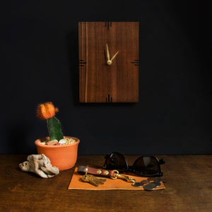 Oscar Wall Clock | Walnut | Son of a Sailor