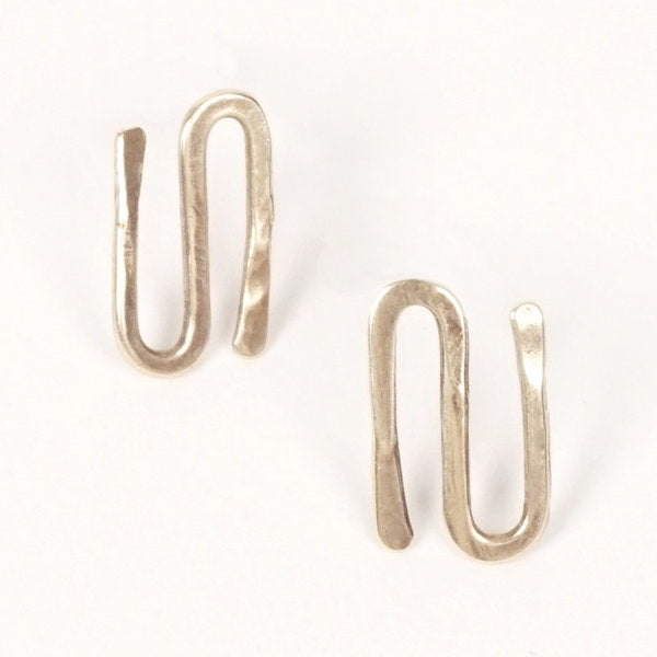 Wangari Stud Earring | Snake | Son of a Sailor