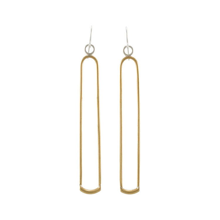 Xima Earrings | Ellen Mote Jewelry