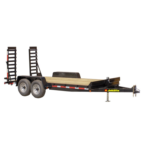 Industrial Duty Flatbed Utility Trailer