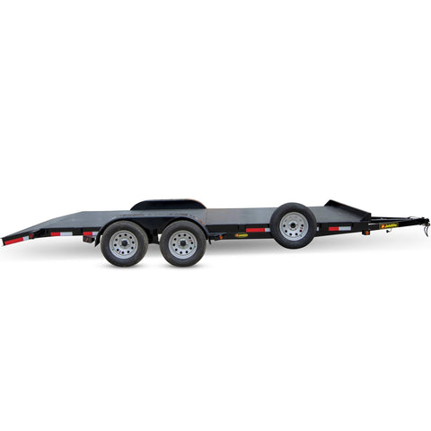 7000 LB. GVWR COMMERCIAL DUTY CAR HAULER