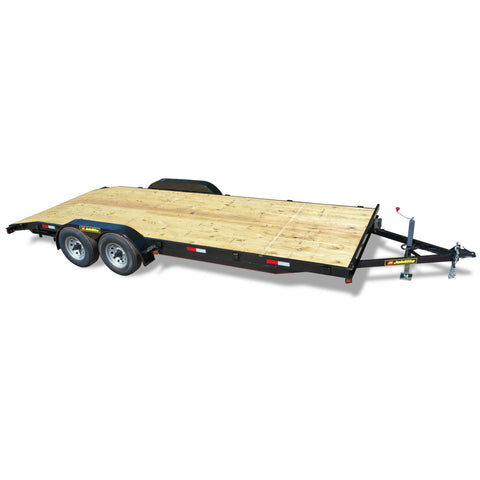 "9990 GVWR COMMERCIAL DUTY CAR HAULER - 82"" x 20'"