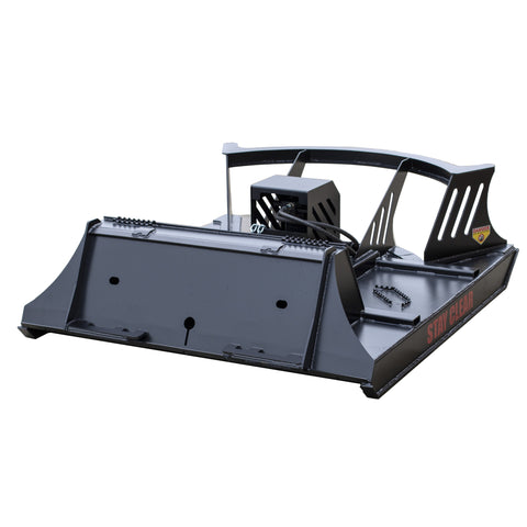 Skid Steer Brush Cutter | Open Front