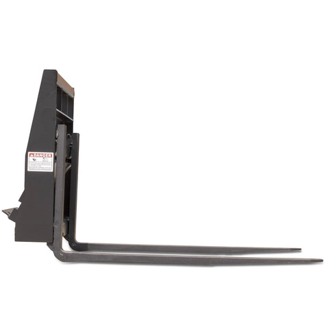 Mini Skid Steer Pallet Forks Dingo Universal Mount