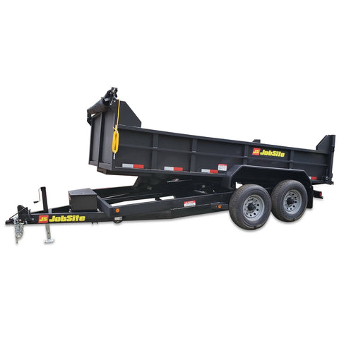 Dump Trailer - Industrial Duty - 15K GVWR