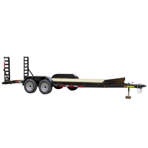 7000 LB. GVWR COMMERCIAL DUTY EQUIPMENT TRAILER