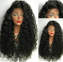 Brazilian Deep Wave Pre-Plucked Full Lace Wig Unit