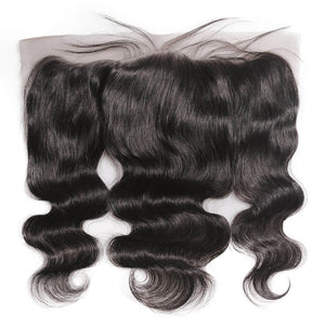 "12"" Brazilian Body Wave Frontal"