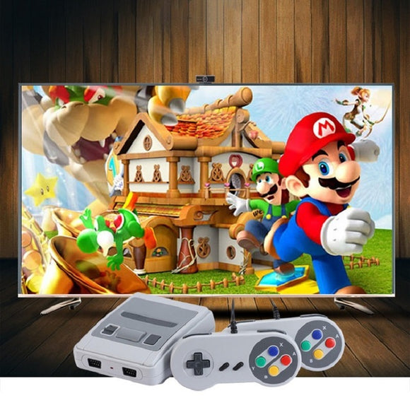 Retro Mini  HDMI 8 bit Vedio Game Console Built-in 621 Classic TV Games Handheld Dual Video Game Controller For NES Games