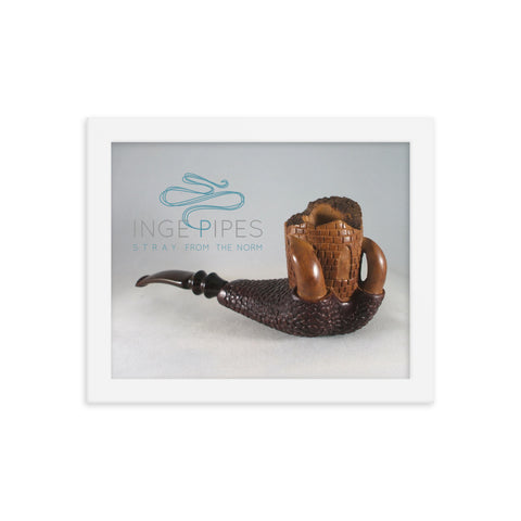 Inge Pipes - Claw Print