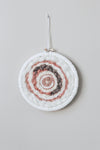 Swirly Hoop | Circle Weave - little oak + co.