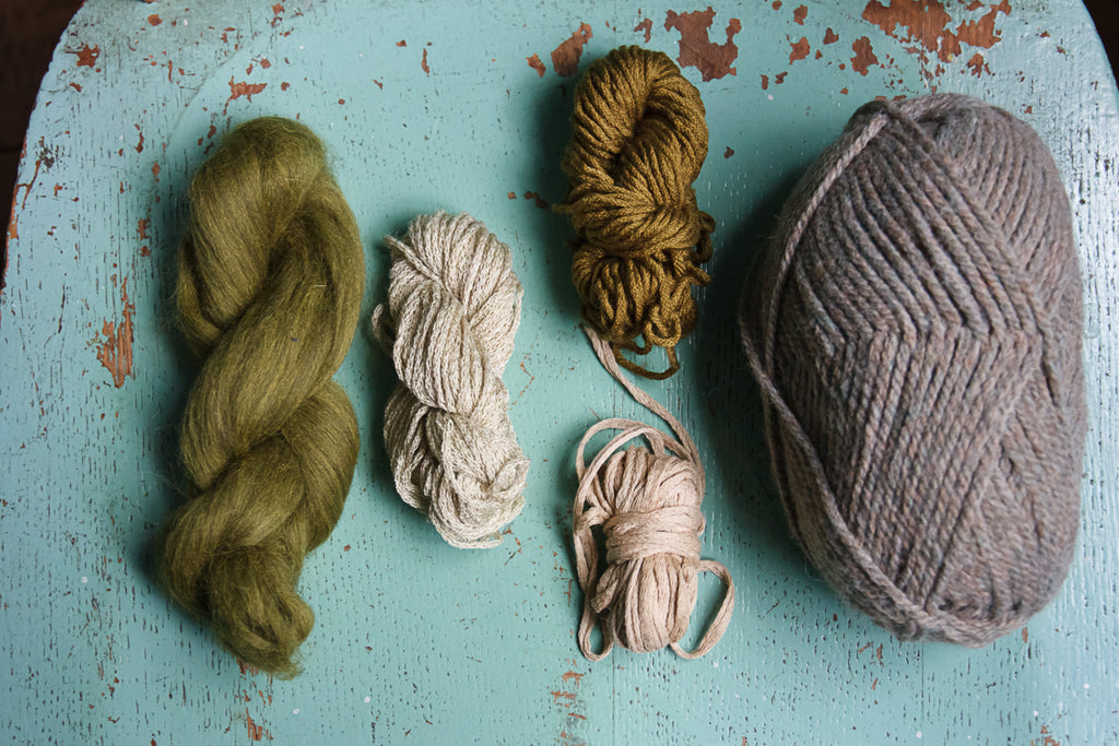 Fibre Pack II - Greens - little oak + co.