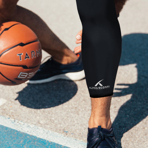 Knee Copper Infused Compression Sports Sleeve