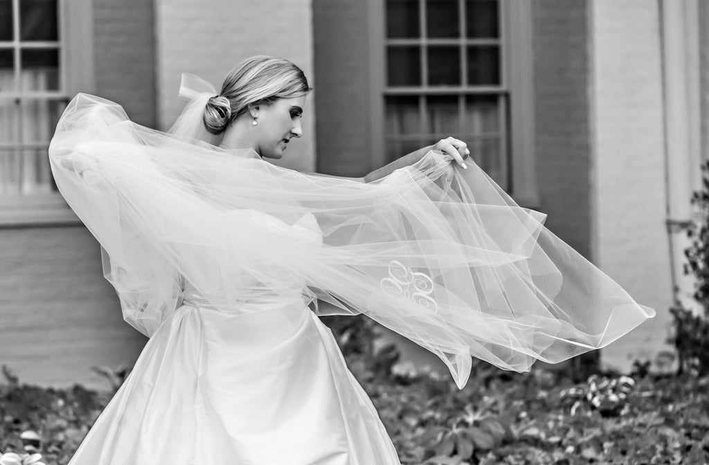 The 5 Biggest Wedding Veil Mistakes To Avoid