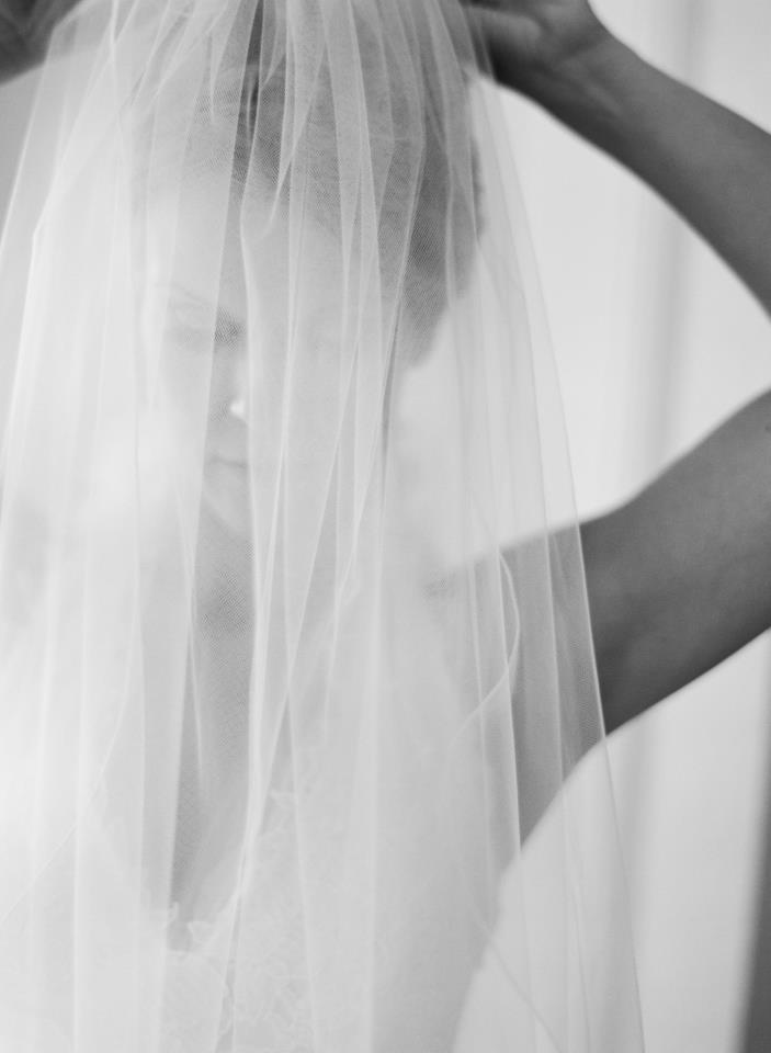 How To Preserve Your Wedding Veil and Dress