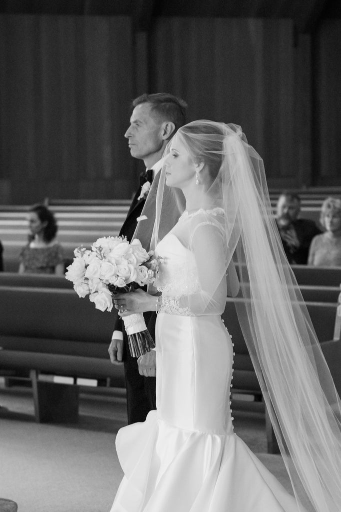 Should You Wear a Long or Short Wedding Veil?