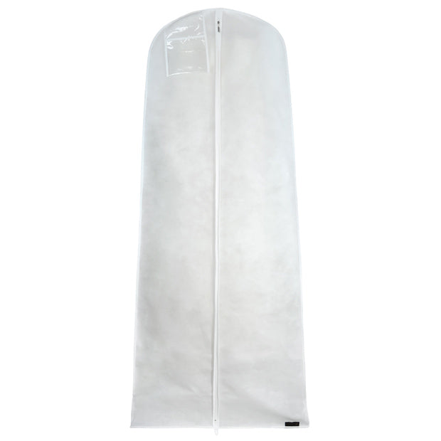 White Garment Bag