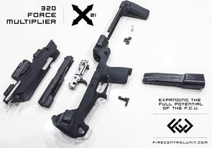 X01 Personal Defense Weapon Platform