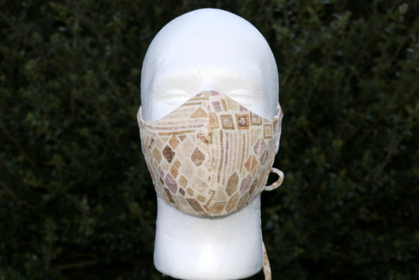 Sandstone Face Mask