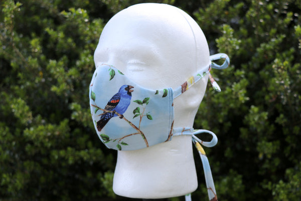 Birds Face Mask