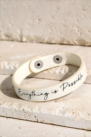 Ruth Bracelet - Everything Is Possible