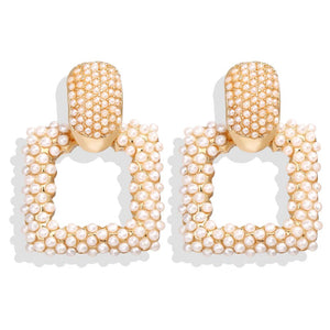 Nantes Pearl Earrings