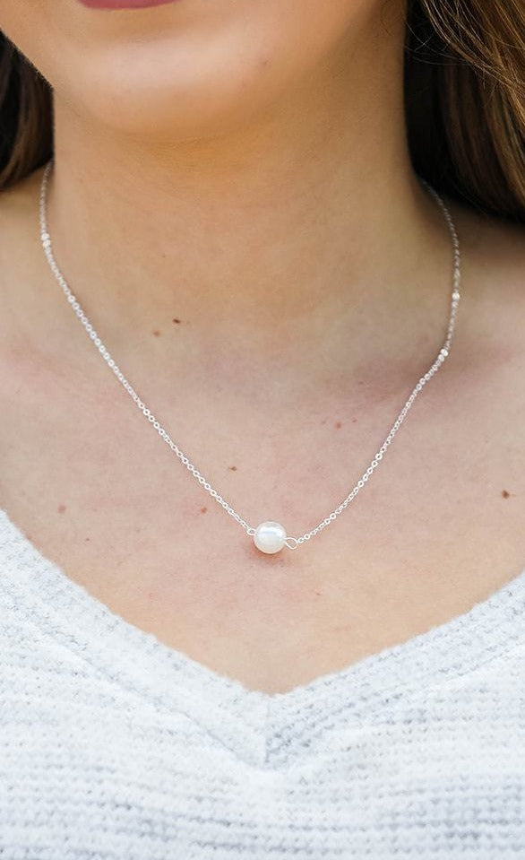 Zurich Pearl Necklace