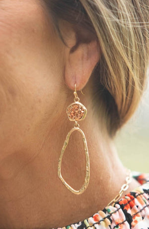 Madera Earrings