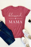 AK Tees - Blessed Mama