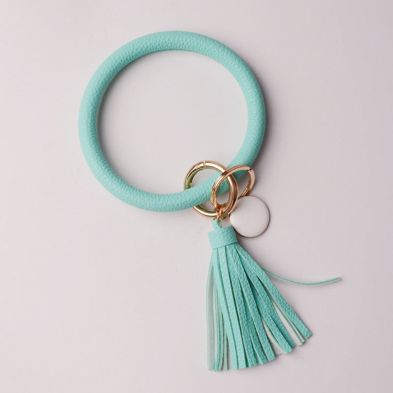 Cassie Bangle Keychain