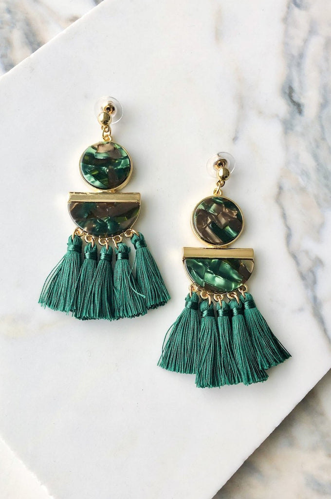 Allora Earrings