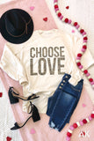 AK Tees - Choose Love Long Sleeve Tee