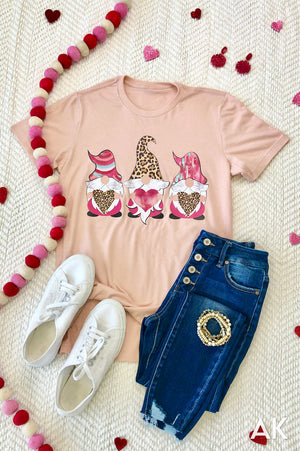 AK Tees - Gnome Love Tee