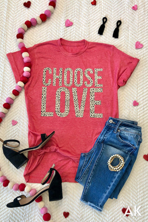 AK Tees - Choose Love Tee