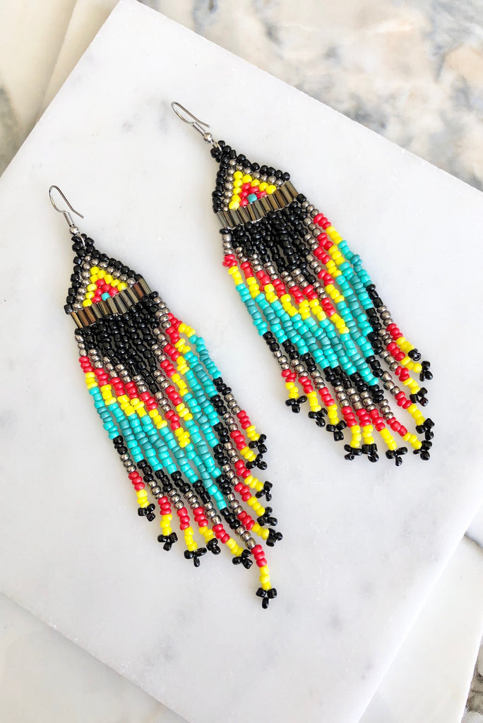 Goma Earrings