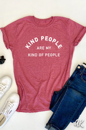 AK Tees - Kind People