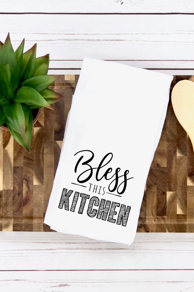 AK Kitchen - Bless This Kitchen