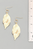 Everett Leaf Earrings