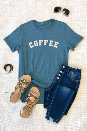 AK Tees - Coffee Women's Tee