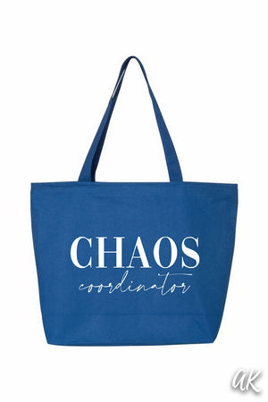 Everything Tote - Chaos Coordinator