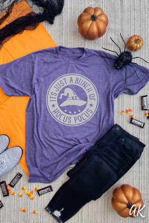 AK Tees - It's Just a Bunch of Hocus Pocus