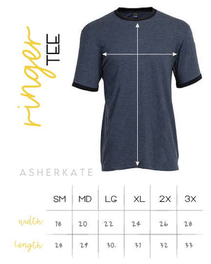 AK Tees – Cocktails Ringer