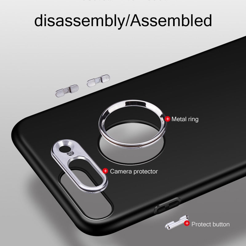 Soft Silicone Metal Bumper case for iPhone XS Max XR X