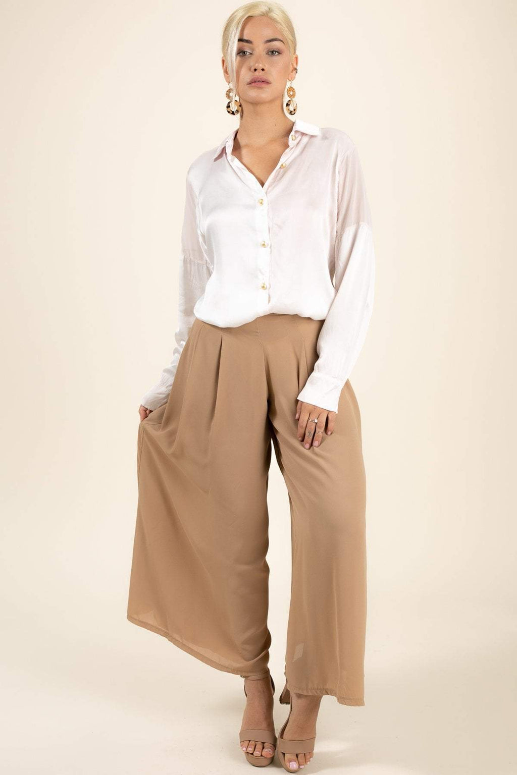 Rome Darted Trousers