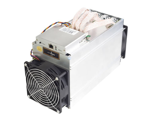 Used Bitmain Antminer L3+