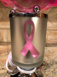Breast Cancer Awareness PINK RIBBON (touch) Lamp